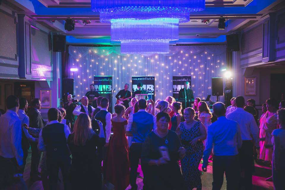 Men In Black Wedding Events Band Irelands Wedding Band Of The